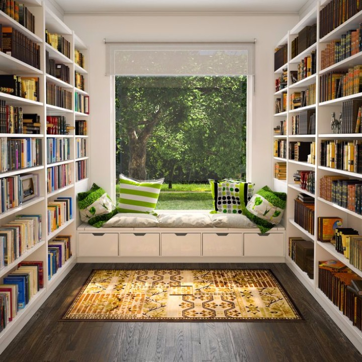 Jaw-Dropping Home Library Designs for Book Lovers | www.bocadolobo.com #homedecor #homedecorideas #decorations #interiordesign #homeinterior #librarydesign