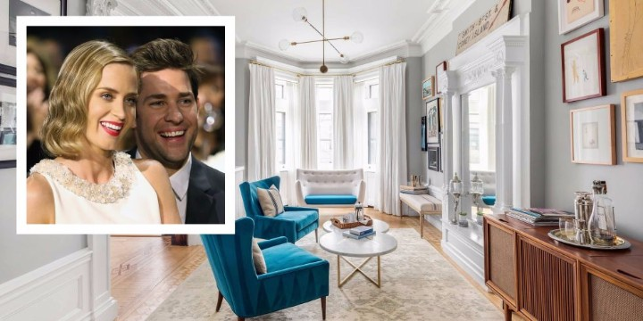 Emily Blunt and John Krasinski's Beautiful Home Decor | www.bocadolobo.com #homedecorideas #homedecor #decorations #celebritieshouses #interiordesign #exclusivedesign #luxurybrands #emilyblunt #johnkrasinskis @homedecorideas