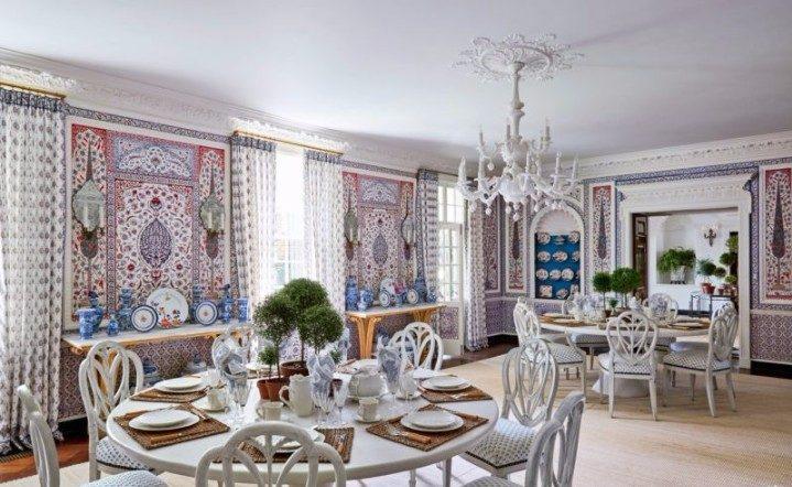 Fashion Icon Tory Burch's Stunning Home Decor | www.bocadolobo.com #homedecorideas #homedecor #decorations #decorationideas #fashionicon #toryburch #celebrityhouses #interiordesign @homedecorideas Tory Burch Fashion Icon Tory Burch's Stunning Home Decor Fashion Icon Tory Burchs Stunning Home Decor 3 e1505473194691