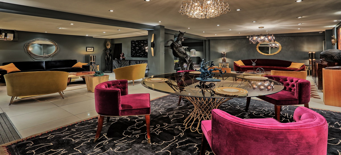 Exclusive Home Decor Ideas at Covet House's New Showroom in Paris | www.bocadolobo.com #covethouse #showroom #parisshowroom #luxurybrands #homedecorideas #homedecor #luxuryfurniture #decorations @homedecorideas