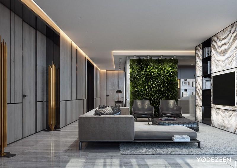 minimalist design minimalist design Luxurious minimalist design in a Miami Home by Yødezeen 1 Minimalist Luxurious house in Miami by YODEZEEN 1