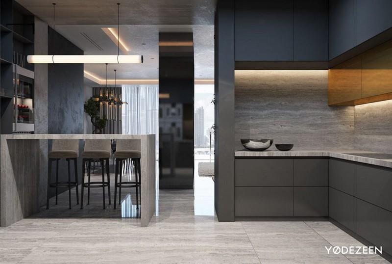 minimalist design minimalist design Luxurious minimalist design in a Miami Home by Yødezeen 10 Minimalist Luxurious house in Miami by YODEZEEN 1