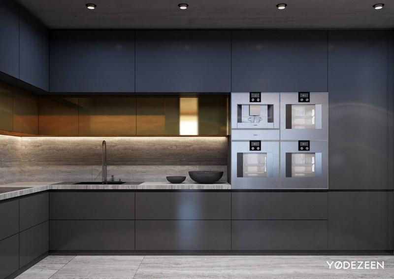 minimalist design Luxurious minimalist design in a Miami Home by Yødezeen 11 Minimalist Luxurious house in Miami by YODEZEEN 1