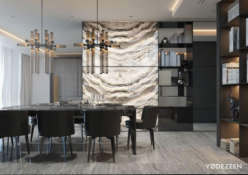 minimalist design minimalist design Luxurious minimalist design in a Miami Home by Yødezeen 6 Minimalist Luxurious house in Miami by YODEZEEN 1
