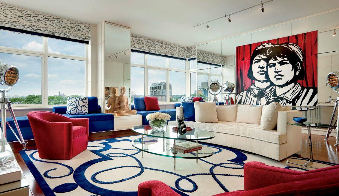 oliver stone Take a Tour on Oliver Stone's Manhattan Apartment 000 1140x660