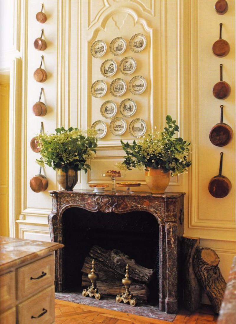 Hanging Kitchen Storage Baskets