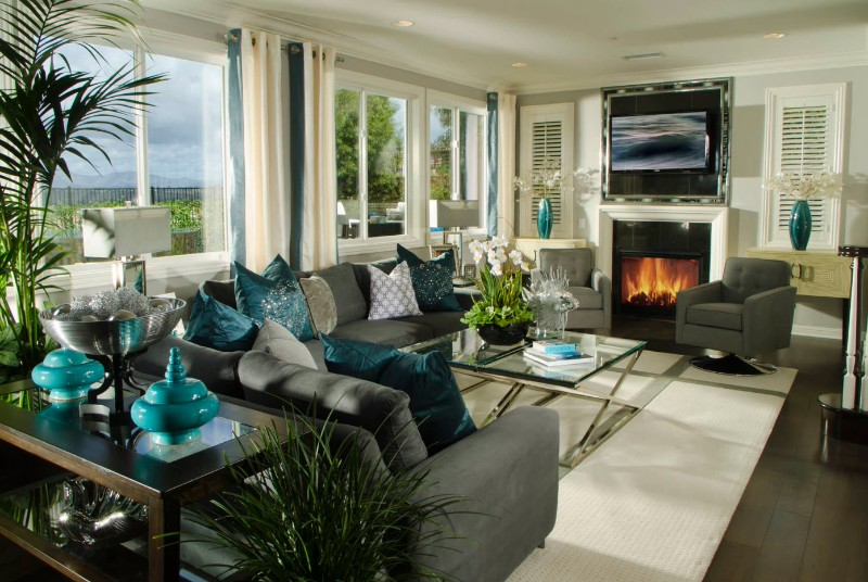 10 home decor color trends for 2018 home decor ideas for Home decorations 2018