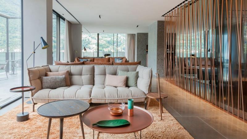 "Luxury Furniture Design By Urquiola | www.bocadolobo.com #luxurybrands #patriciaurquiola #urquiola ""productdesign #interiordesign #luxuryfurniture #italianbrands @homedecorideas patricia urquiola Luxury Furniture Design By Patricia Urquiola Luxury Furniture Design By Patricia Urquiola 6"