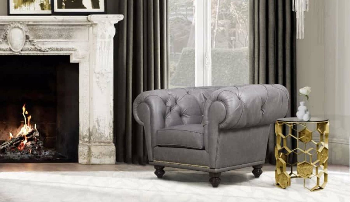 home furnishing The Most Refined Home Furnishing For Your Home Living chesterfield armchair hr 01 1140x659