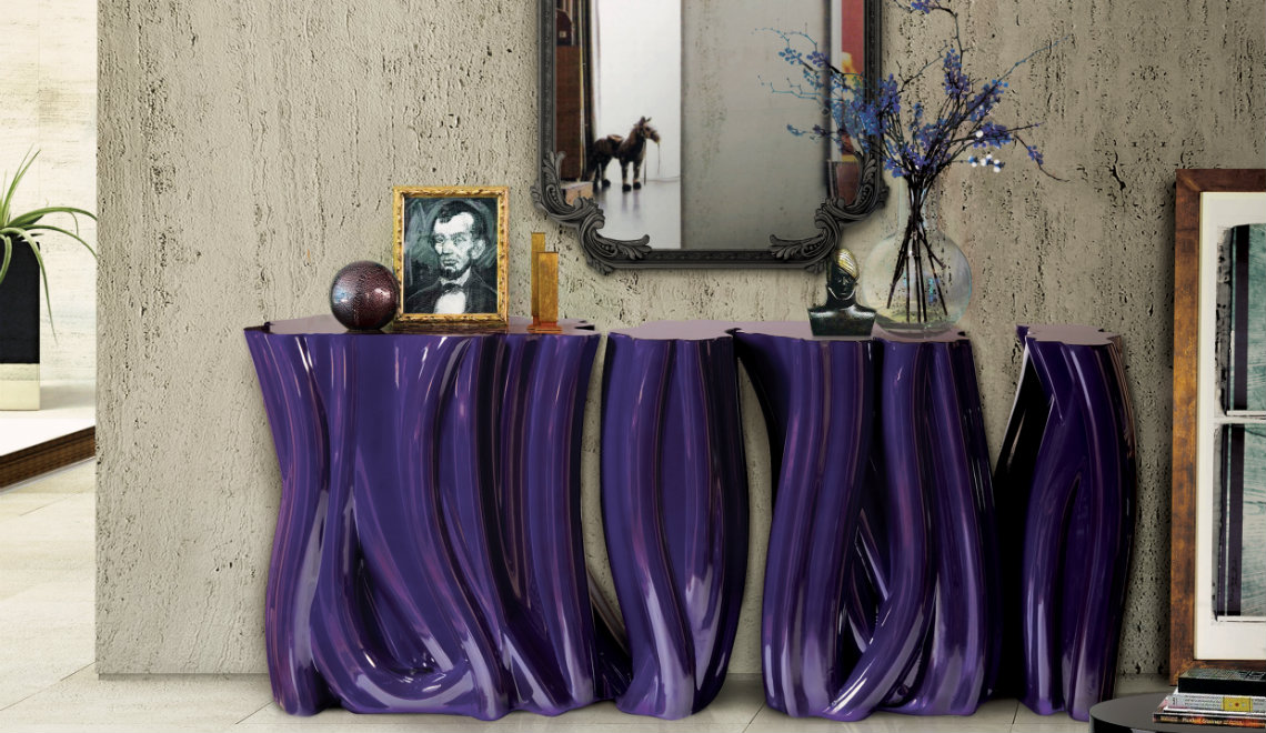 pantone Pantone Color of The Year: Ultra Violet in Home Decor featured 1