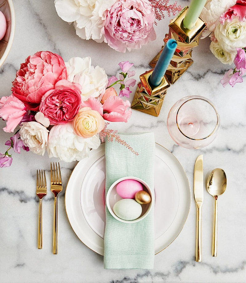 easter decoration easter decoration 10 Easter Decoration Ideas For Your Dining Table Easter Decoration Ideas For Your Dining Table 12