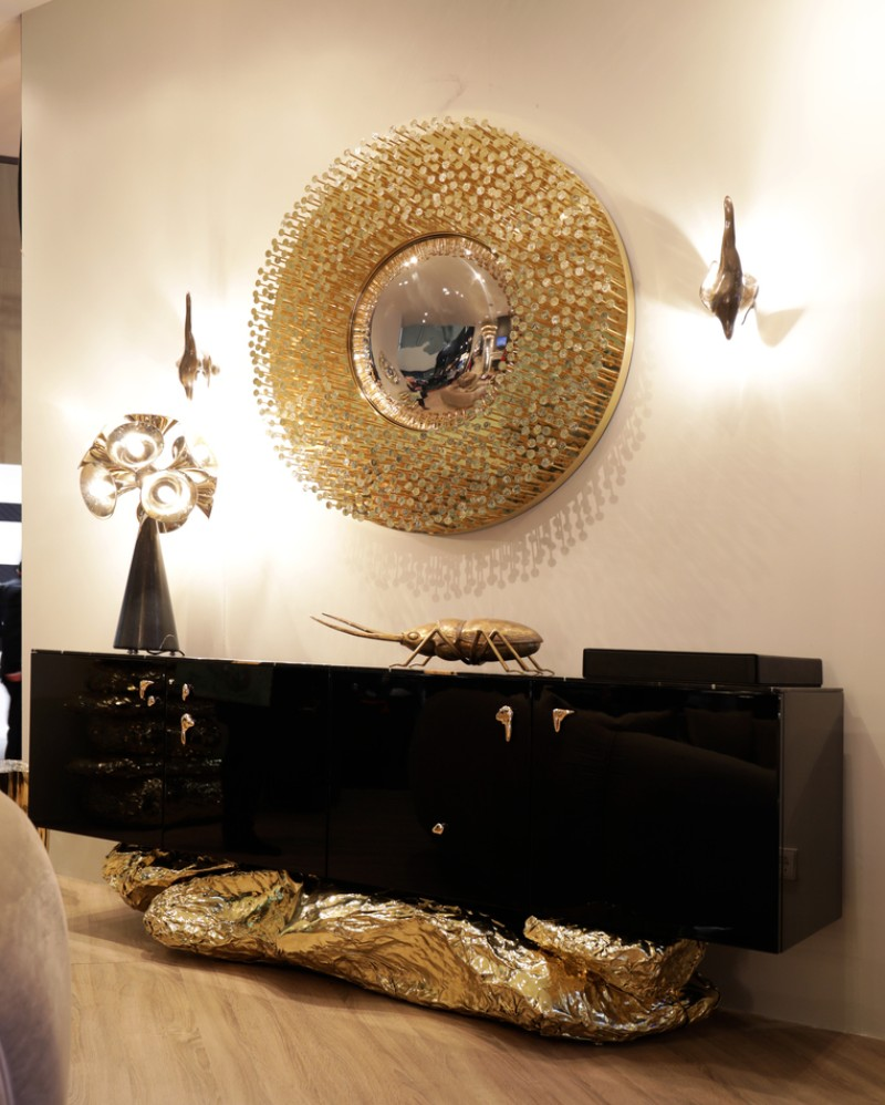 Decorate Your Living Room With Stunning Boca do Lobo\'s Designs ...