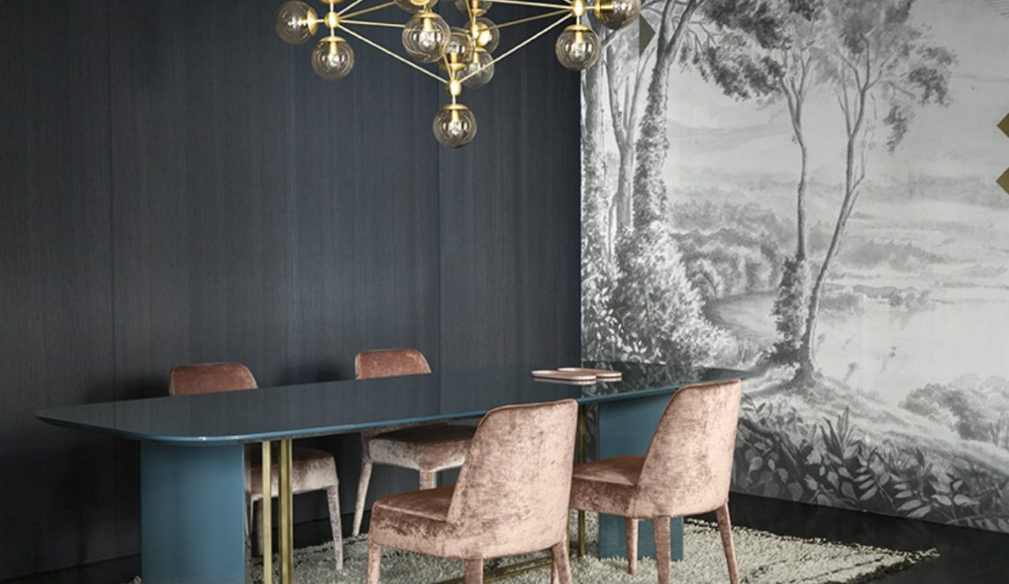dining room designs Discover The Best Dark Dining Room Designs featured 6 1140x660