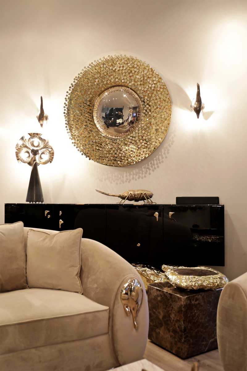 living room Living room Decorate Your Living Room With Stunning Boca do Lobo's Designs soleil sofa