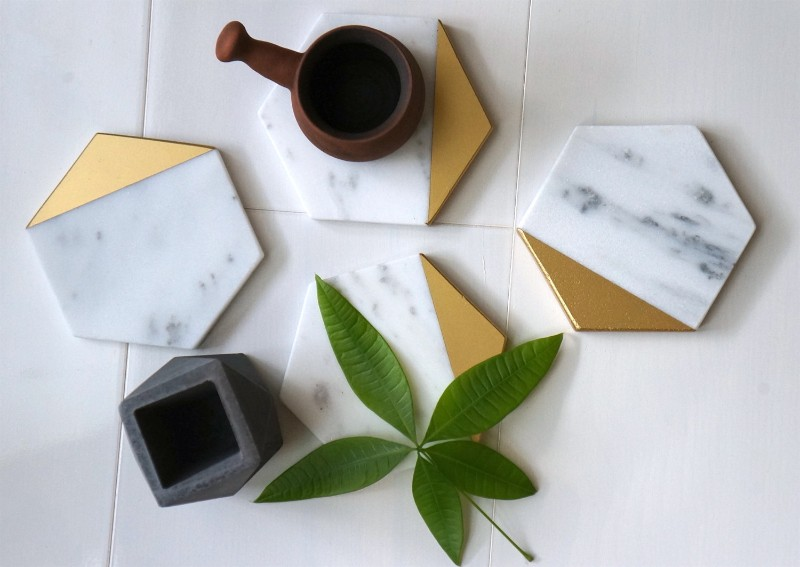 6 Ways To Turn Your House Into A Productive Home Environment: 10 Brilliant Ways To Use Marble Décor In Your Home