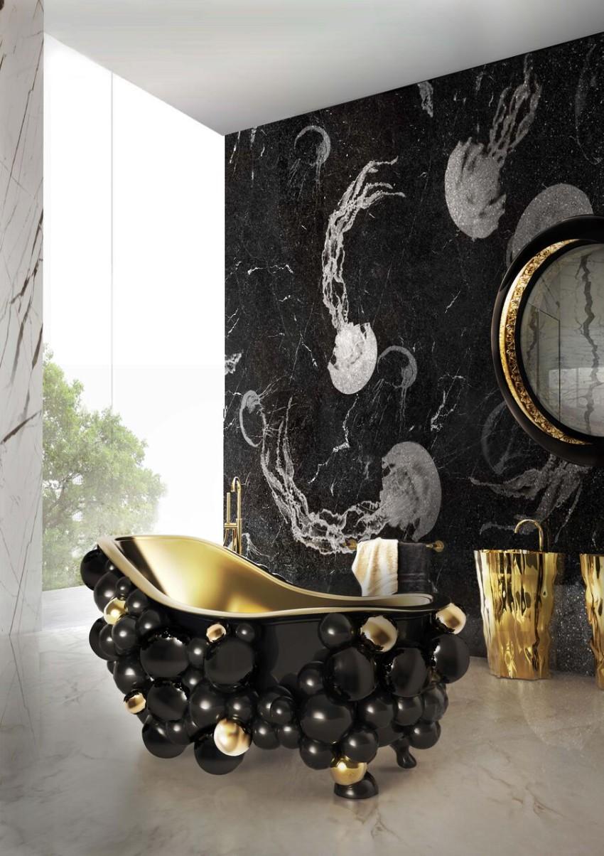 15 Ideas For an Elegant and Modern Bathroom modern bathroom 15 Ideas For an Elegant and Modern Bathroom 2 15 Ideas For an Elegant and Modern Bathroom 1