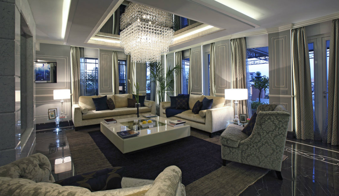 The Most Luxurious Penthouse At Baglioni Hotel Regina in Italy