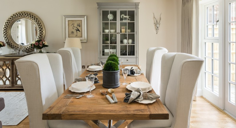 dining tables 10 Amazing Wooden Dining Tables Sets For a Rustic Dining Area 5 10 amazing wooden dining tables for a rustic dining area