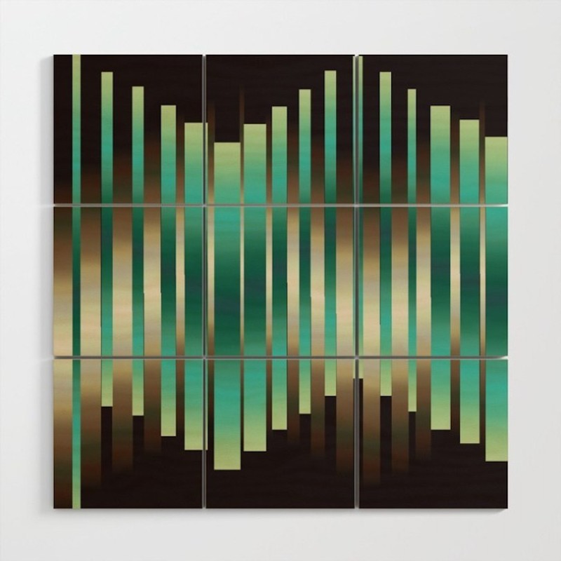 wood wall art Change Your Home Décor With Society6's Wood Wall Art Change Your Home D  cor With Society6   s Wood Wall Art 8