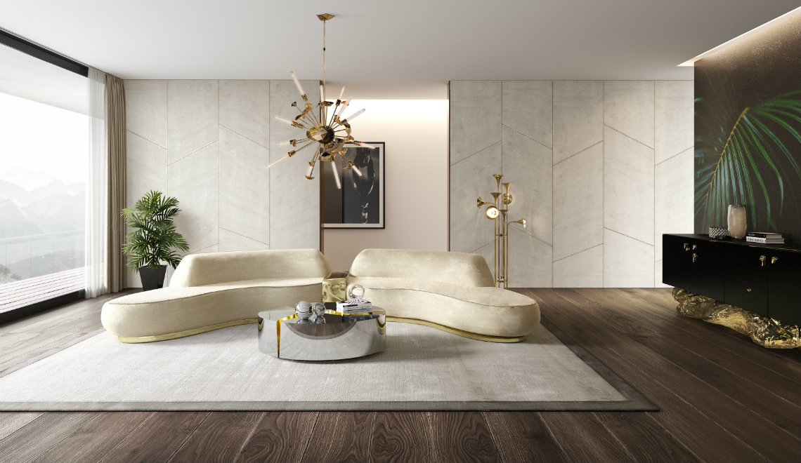 Change Your Home Décor With The New Luxury Sofas by Boca do Lobo