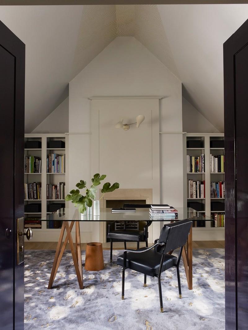 home decor London's Brilliant Home Decor Residence by Rafael De Cárdenas SacklerGlebePlace RDCAAL SimonUpton 37