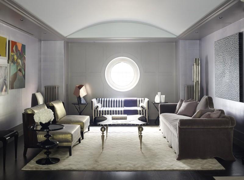 home decor London's Brilliant Home Decor Residence by Rafael De Cárdenas SacklerGlebePlace RDCAAL SimonUpton 46 1