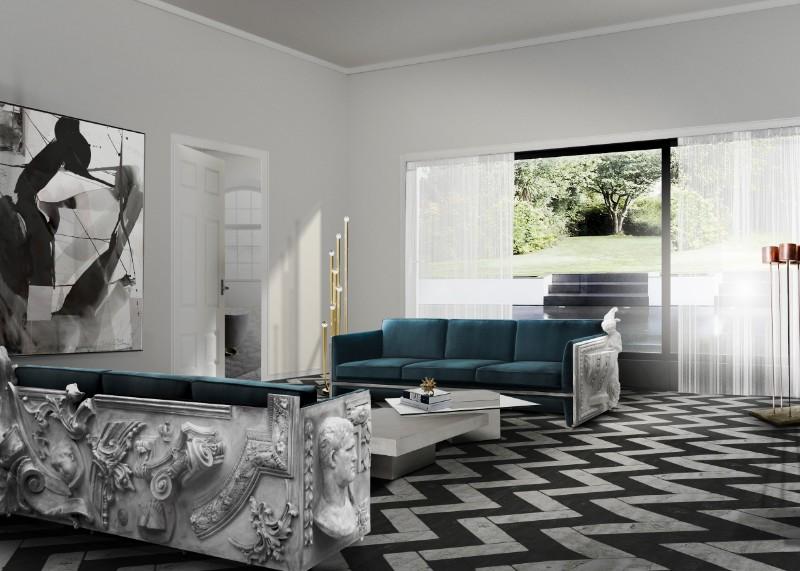 Living room Decor Astonishing Living Room Decor Ideas For Every Taste Versailles by Boca do Lobo