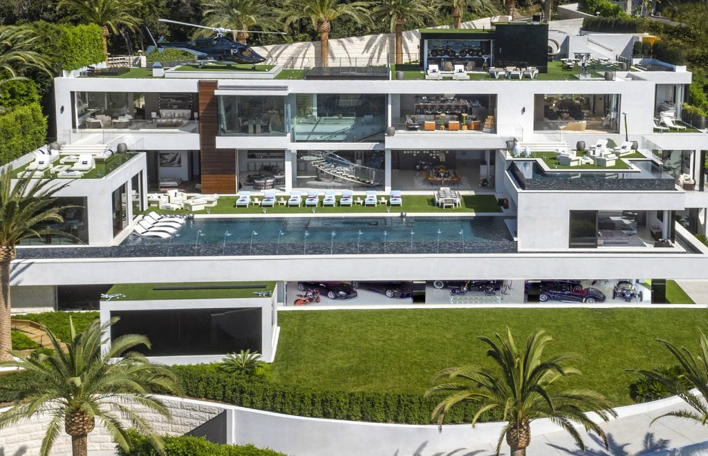 Get Dazzled with Bel Air: The Mayor Mansion at America