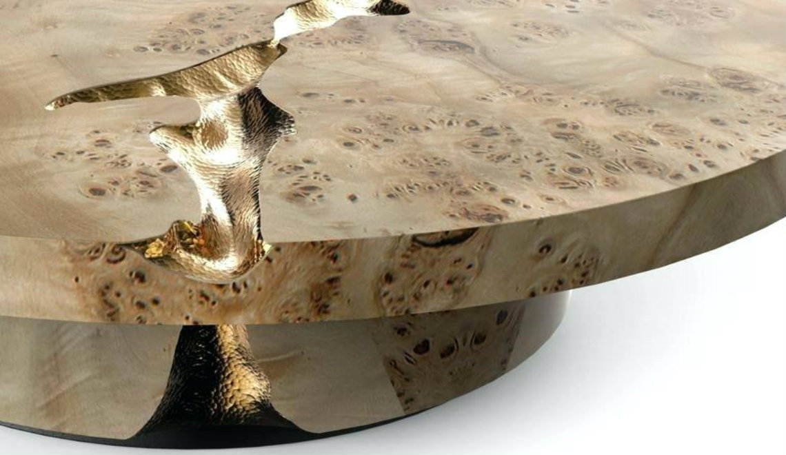 Spice Up Your Home Décor With The Empire Center Table by Boca do Lobo