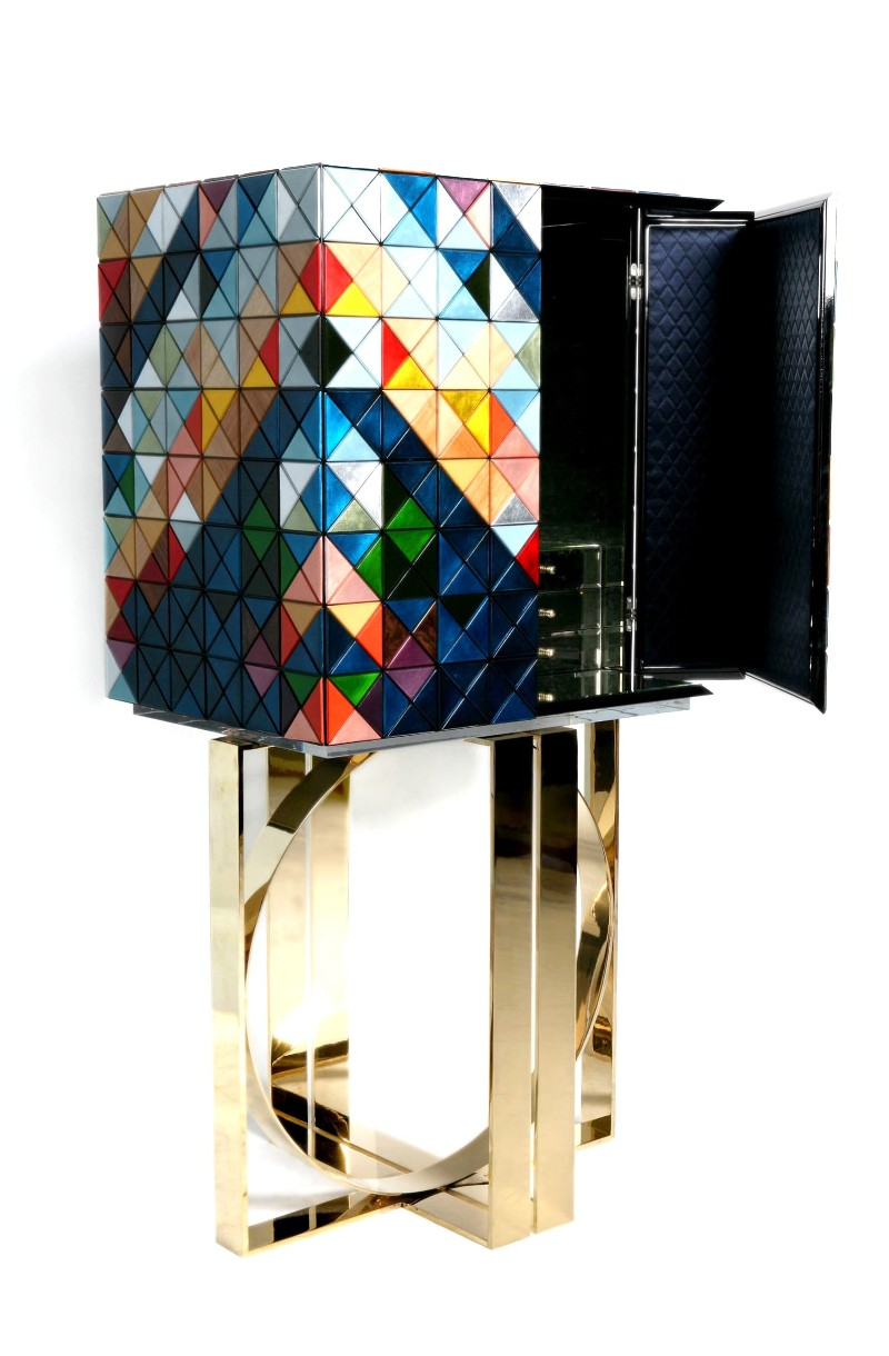 Pixel Cabinet is The Special Statement Piece You Need   www.bocadolobo.com #cabinet #homedecorideas #productdesign #homedecor #decoration #luxuryfurniture @homedecorideas statement piece Pixel Cabinet is The Special Statement Piece You Need Pixel Cabinet is The Special Statement Piece You Need 3