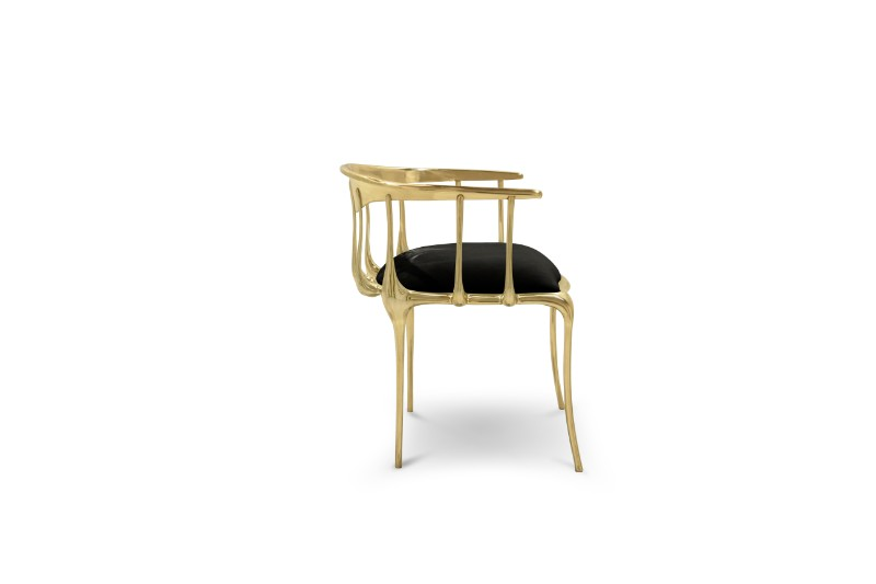 The Nº 11 Luxury Chair Is A Brilliant Statement Piece by Boca do Lobo Luxury Chair The Nº 11 Luxury Chair Is A Brilliant Statement Piece by Boca do Lobo The N   11 Luxury Chair Is A Brilliant Statement Piece by Boca do Lobo 11