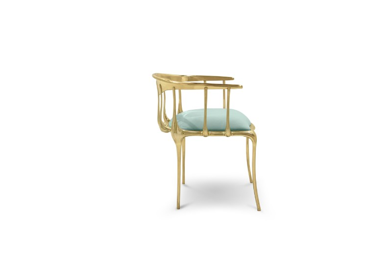The Nº 11 Chair Is A Brilliant Statement Piece by Boca do Lobo Luxury Chair The Nº 11 Luxury Chair Is A Brilliant Statement Piece by Boca do Lobo The N   11 Luxury Chair Is A Brilliant Statement Piece by Boca do Lobo 4