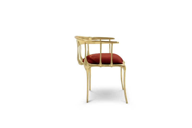 The Nº 11 Chair Is A Brilliant Statement Piece by Boca do Lobo Luxury Chair The Nº 11 Luxury Chair Is A Brilliant Statement Piece by Boca do Lobo The N   11 Luxury Chair Is A Brilliant Statement Piece by Boca do Lobo 8