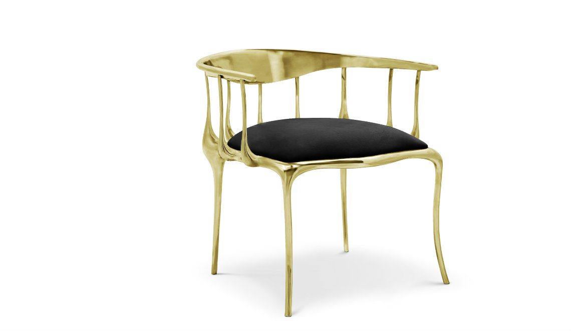 Luxury Chair The Nº 11 Luxury Chair Is A Brilliant Statement Piece by Boca do Lobo cover 2