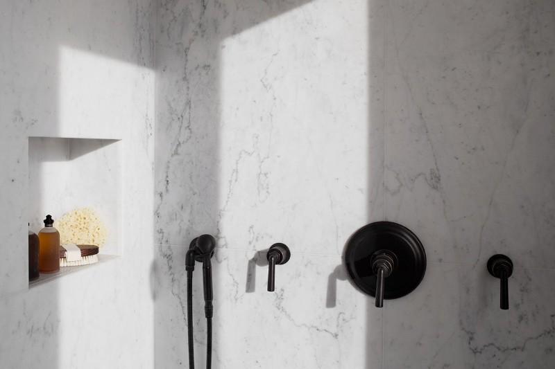 monochromatic Parisian Apartment Enhances Prestige Through Monochromatic Minimalism HDI minimalism 6