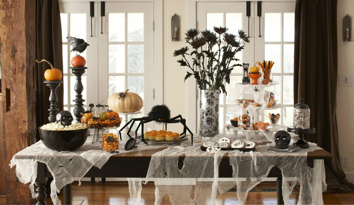 home decor idea Get the Best Luxurious Halloween Home Decor Ideas feature 6 1140x660