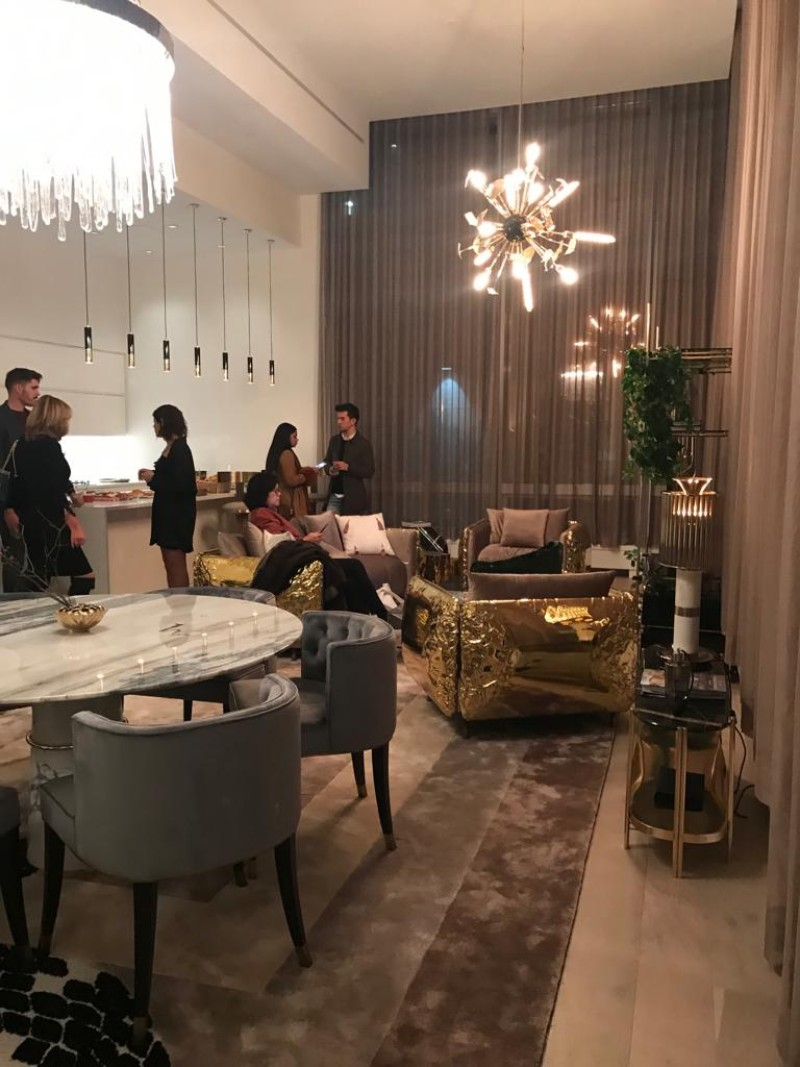 interior design New Addition to Luxury: COVET NY Interior Design Showroom COVET NY Showroom 3