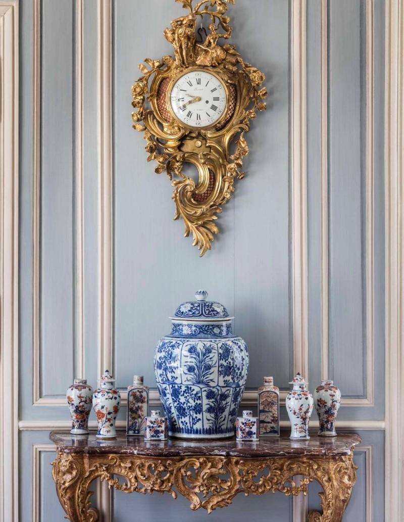 interior design Château de Villette: The Magnificence of French Interior Design Ch  teau de Villette The Magnificence of French Interior Design 1 1