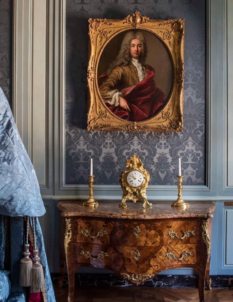 interior design Château de Villette: The Magnificence of French Interior Design Ch  teau de Villette The Magnificence of French Interior Design 3 1