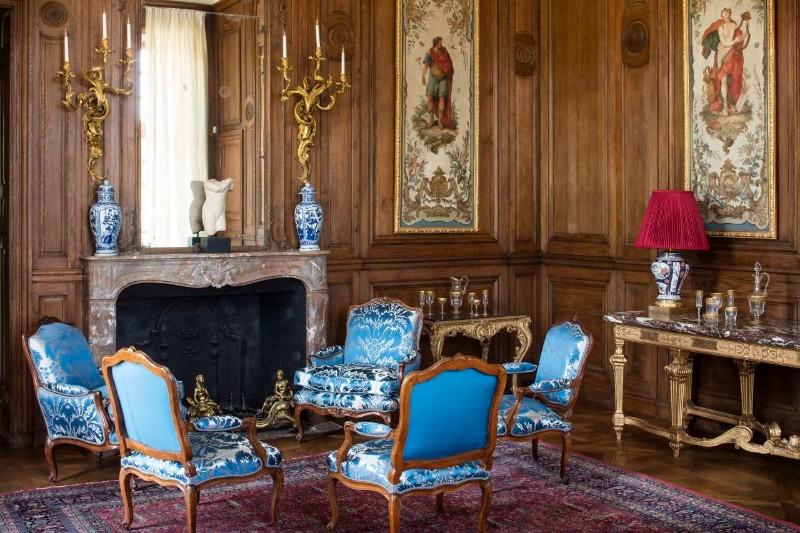 interior design Château de Villette: The Magnificence of French Interior Design Ch  teau de Villette The Magnificence of French Interior Design 5 1