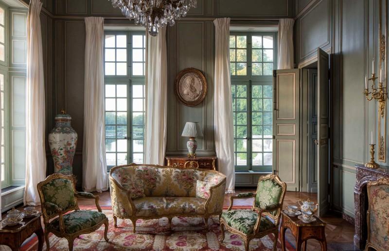 interior design Château de Villette: The Magnificence of French Interior Design Ch  teau de Villette The Magnificence of French Interior Design 7 1