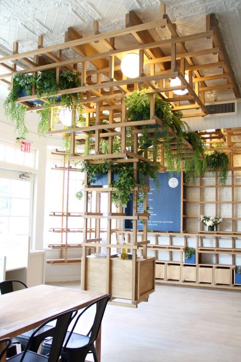 new york restaurant Trendy New York Restaurant The Village Den Gets An Interior Revival Trendy New York Restaurant The Village Den Gets An Interior Revival 01 1