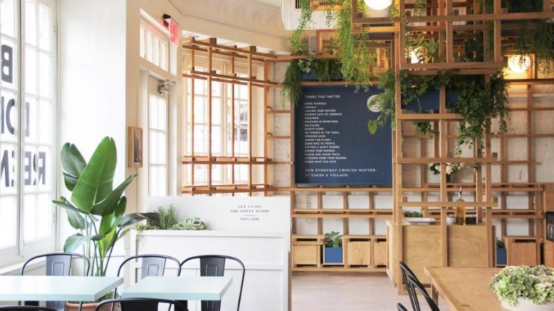 new york restaurant Trendy New York Restaurant The Village Den Gets An Interior Revival Trendy New York Restaurant The Village Den Gets An Interior Revival 1