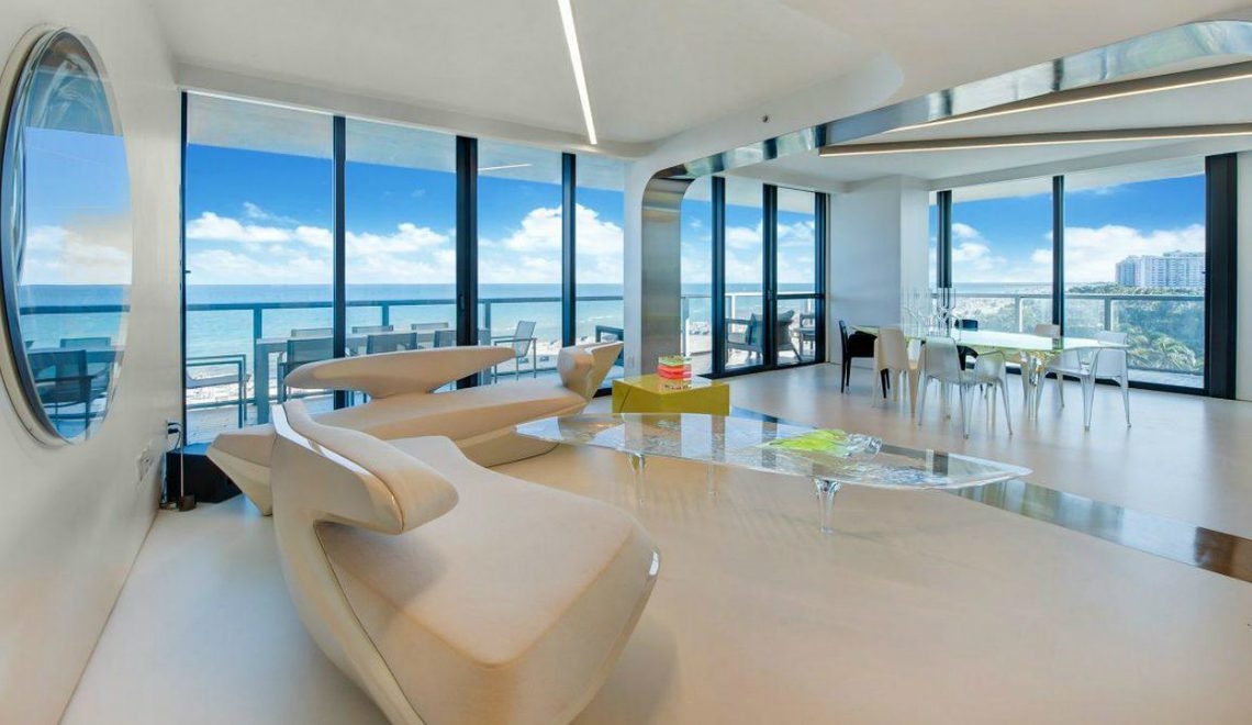 zaha hadid A Look Inside the Auctioned Zaha Hadid's Former Home in Miami feature 1 1140x660