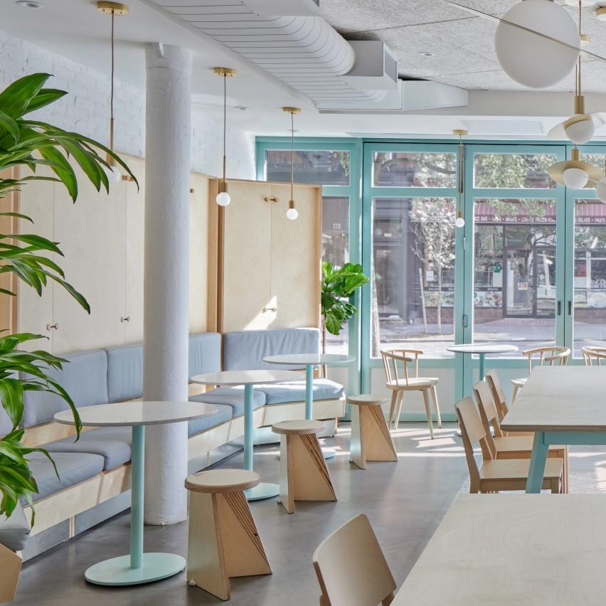 modern restaurant The Junki Modern Restaurant that Brings China in New York junzi chinese restaurant 2