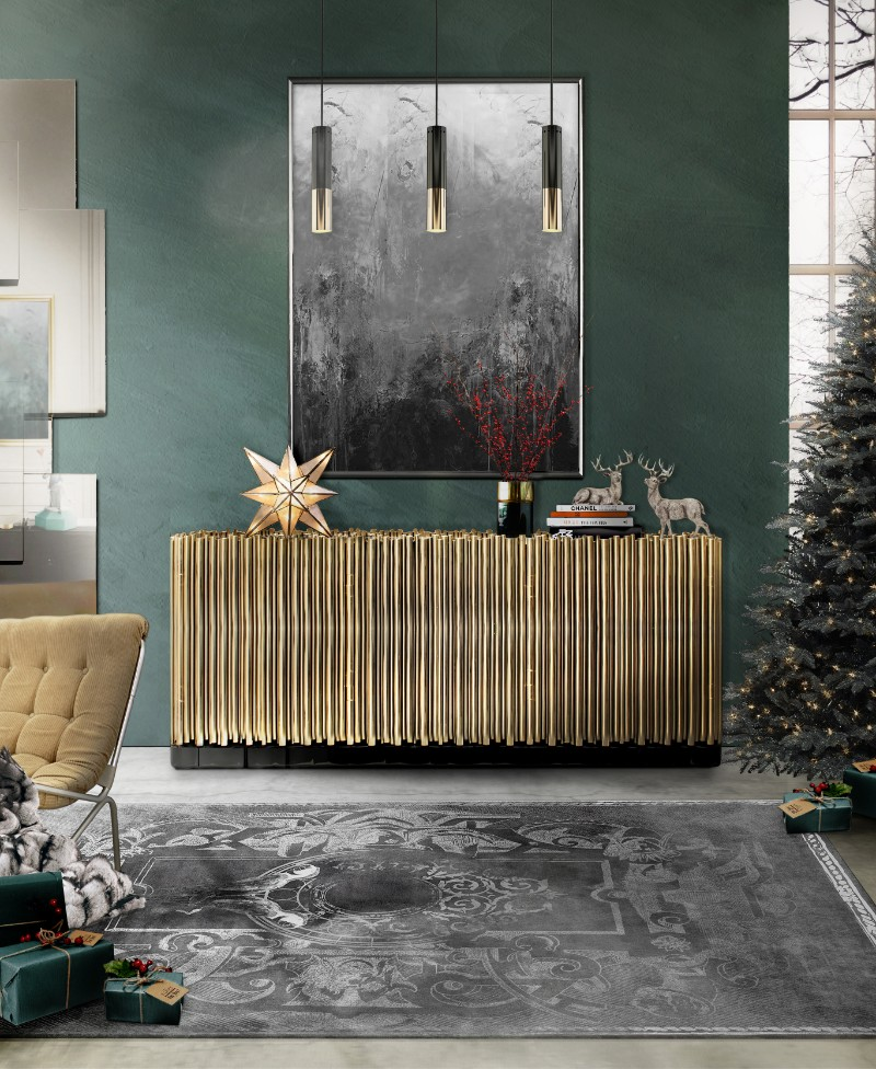 home décor ideas, modern decoration, interior design, design ideas, christmas house decoration, contemporary décor, christmas decoration ideas, living room living room Decorate Your Living Room In The Most Christmasy Way Possible Decorate Your Living Room In The Most Christmasy Way Possible 10