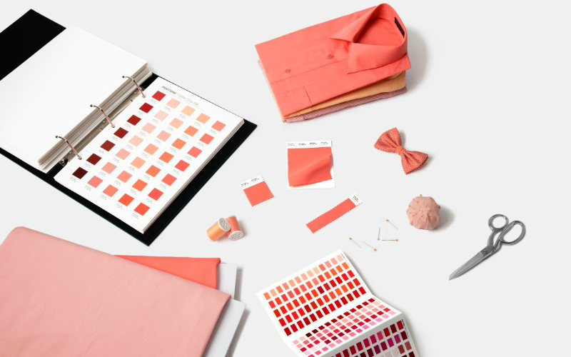 pantone color Living Coral: The Limited Edition Pantone Color Of 2019 Living Coral The Limited Edition Pantone Color Of 2019 4