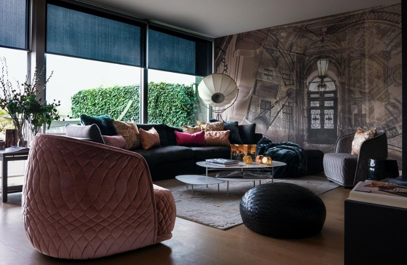 living room décor Unique Living Room Décor Ideas by Ronel Jordaan Unique Living Room D  cor Ideas by Ronel Jordaan 10