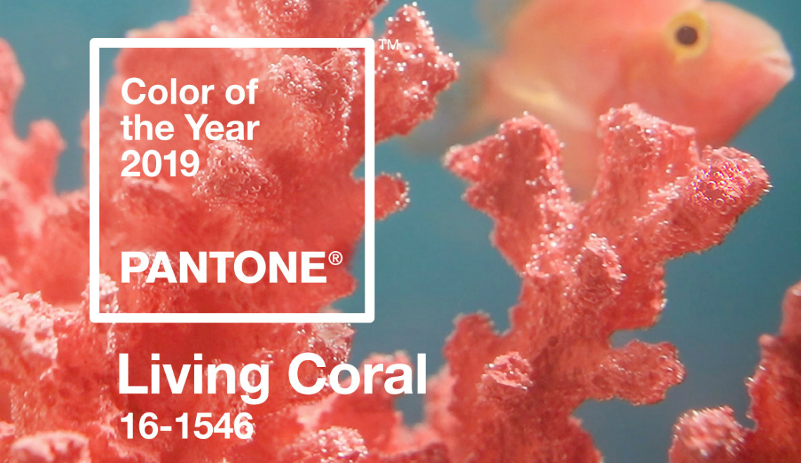 pantone color Living Coral: The Limited Edition Pantone Color Of 2019 featured 11