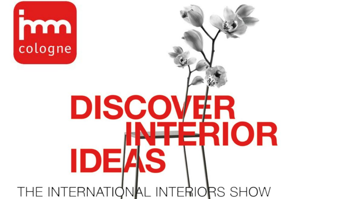 IMM Cologne 2019: The International Furnishing Fair